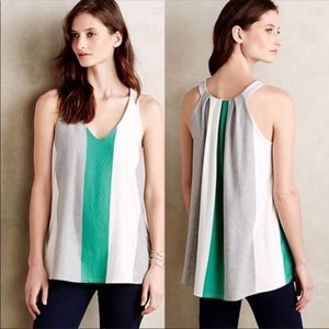Anthropologie Puella North South Swing Top
